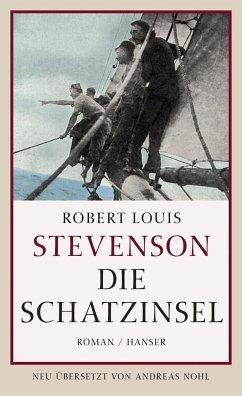 Die Schatzinsel - Stevenson, Robert Louis