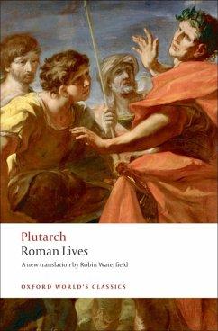 Roman Lives (eBook, ePUB) - Plutarch