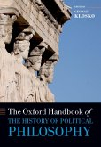 The Oxford Handbook of the History of Political Philosophy (eBook, PDF)