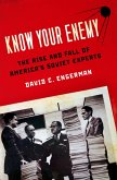 Know Your Enemy (eBook, PDF)