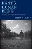 Kant's Human Being (eBook, PDF)