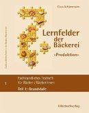 Grundstufe / Fachkundliches Testheft für Bäckerinnen/Bäcker Tl.1
