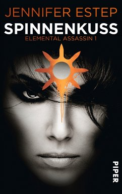 Spinnenkuss / Elemental Assassin Bd.1 - Estep, Jennifer