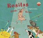 Rositas große Reise, 1 Audio-CD