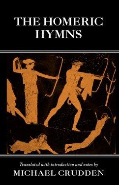 The Homeric Hymns (eBook, ePUB)