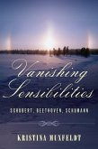 Vanishing Sensibilities (eBook, PDF)