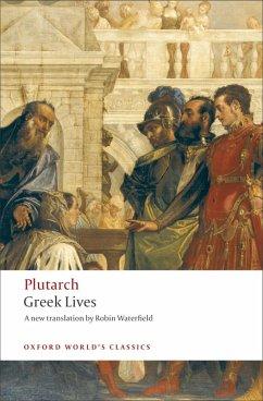 Greek Lives (eBook, ePUB) - Plutarch