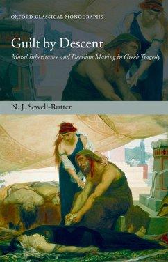 Guilt by Descent (eBook, ePUB) - Sewell-Rutter, N. J.