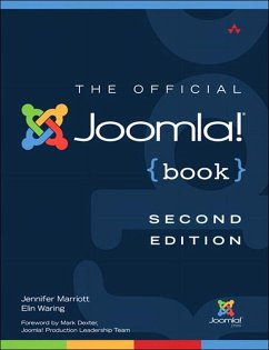 Official Joomla! Book, The (eBook, ePUB) - Marriott, Jennifer; Waring, Elin