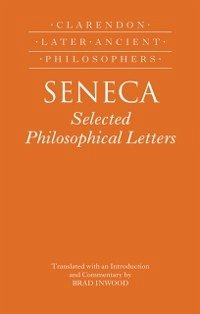 Seneca: Selected Philosophical Letters (eBook, ePUB) - Inwood, Brad