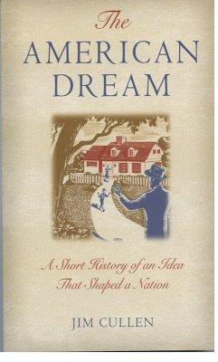 The American Dream (eBook, PDF) - Cullen, Jim