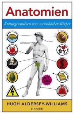 Anatomien - Aldersey-Williams, Hugh