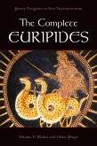 The Complete Euripides (eBook, ePUB)