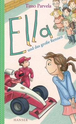Ella und das große Rennen / Ella Bd.8 - Parvela, Timo