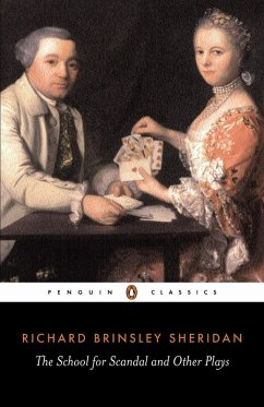 The School for Scandal and Other Plays (eBook, ePUB) - Sheridan, Richard