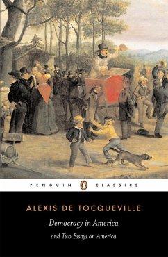 Democracy in America (eBook, ePUB) - Tocqueville, Alexis