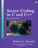 Secure Coding in C and C++ (eBook, ePUB)