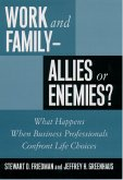 Work and Family--Allies or Enemies? (eBook, PDF)