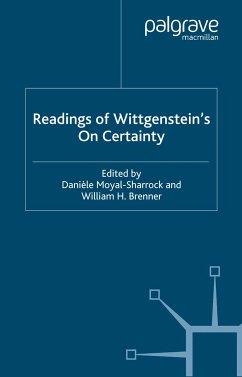 Readings of Wittgenstein's On Certainty (eBook, PDF)