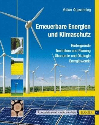 Erneuerbare Energien und Klimaschutz - Quaschning, Volker
