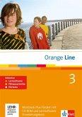 Orange Line 3. Workbook Fördern mit Audio-CD und CD-ROM. Erweiterungskurs