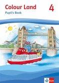 Colour Land ab Klasse 3. Ausgabe 2013. Pupil's Book 4. Schuljahr