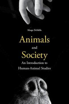 Animals and Society (eBook, ePUB) - DeMello, Margo