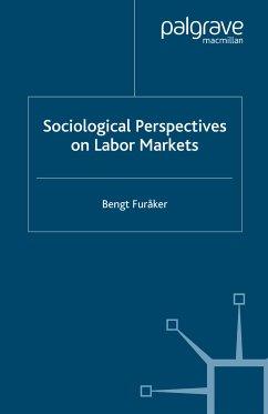 Sociological Perspectives on Labor Markets (eBook, PDF)