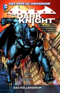Batman: The Dark Knight Bd.1 - Jenkins, Paul; Finch, David