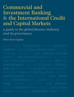Commercial and Investment Banking and the International Credit and Capital Markets (eBook, PDF)