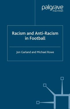 Racism and Anti-Racism in Football (eBook, PDF)