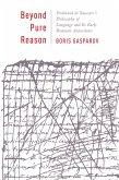 Beyond Pure Reason (eBook, ePUB)