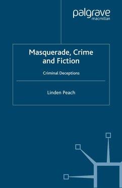 Masquerade, Crime and Fiction (eBook, PDF)