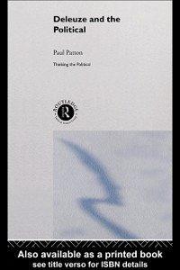Deleuze and the Political (eBook, PDF)