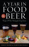 A Year in Food and Beer (eBook, ePUB)