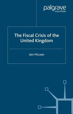The Fiscal Crisis of the United Kingdom (eBook, PDF)