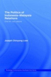 Politics of Indonesia-Malaysia Relations (eBook, PDF)