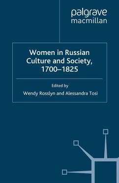 Women in Russian Culture and Society, 1700-1825 (eBook, PDF)