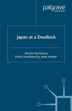 Japan at a Deadlock (eBook, PDF) - Morishima, Michio
