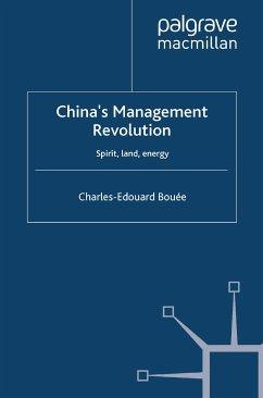 China's Management Revolution (eBook, PDF)