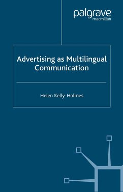 Advertising as Multilingual Communication (eBook, PDF)