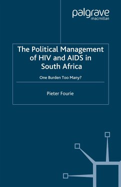 The Political Management of HIV and AIDS in South Africa (eBook, PDF)