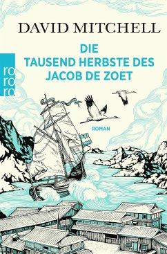 Die tausend Herbste des Jacob de Zoet - Mitchell, David