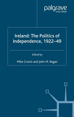 Ireland: The Politics of Independence, 1922-49 (eBook, PDF)