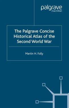 The Palgrave Concise Historical Atlas of World War II (eBook, PDF) - Folly, M.