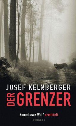 Buch-Reihe Kommissar Wolf von Josef Kelnberger