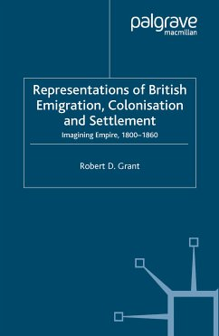 Representations of British Emigration, Colonisation and Settlement (eBook, PDF)