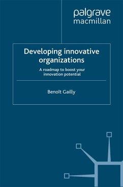 Developing Innovative Organizations (eBook, PDF)