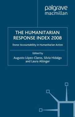 Humanitarian Response Index 2008 (eBook, PDF)
