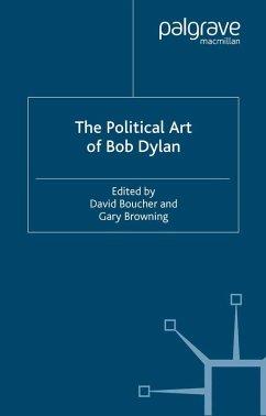 Political Art of Bob Dylan (eBook, PDF)